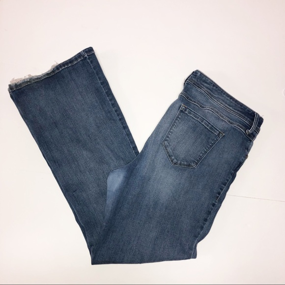 ***❌SOLD!❌***Torrid Luxe Bootcut Jeans Size 18